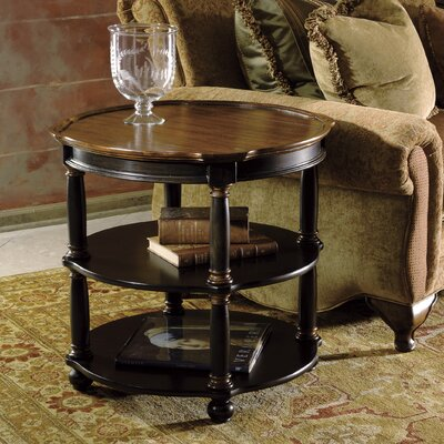 Tuscan Estates Library End Table