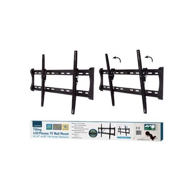 """House Additions Tilt Wall Mount for 32""""-60"""" Flat Panel Screens"""