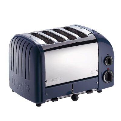 4 Slice NewGen Toaster Finish: Lavender Blue