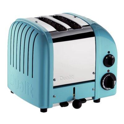 2 Slice NewGen Toaster Finish: Azure Blue