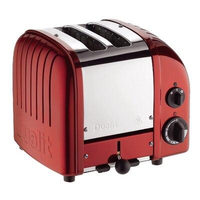 2 Slice NewGen Toaster Finish: Apple Candy Red