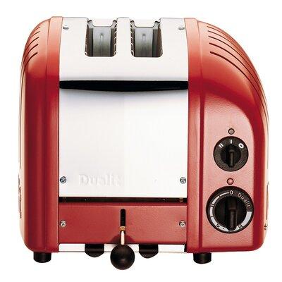 2 Slice NewGen Toaster Finish: Red