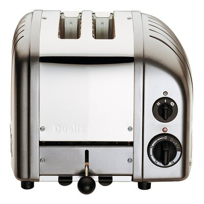 2 Slice NewGen Toaster Finish: Gray