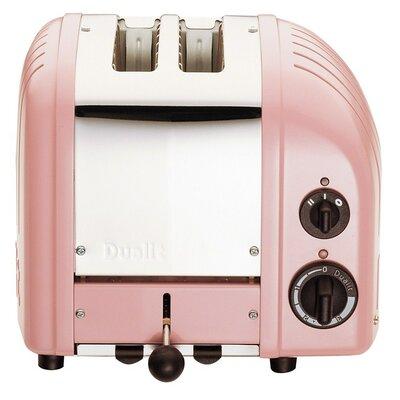 2 Slice NewGen Toaster Finish: Pink