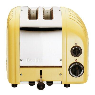 2 Slice NewGen Toaster Finish: Yellow