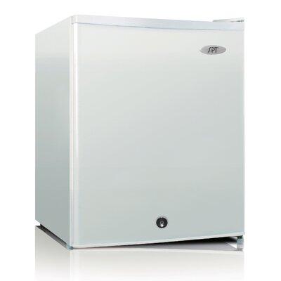 2.1 cu. ft. Upright Freezer Finish: White