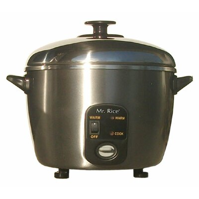 Rice Cooker and Steamer Size: 3 Cup