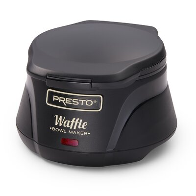 Belgian Waffle Bowl Maker