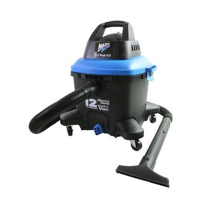 12 Gallon Wet/Dry Mini Vacuum