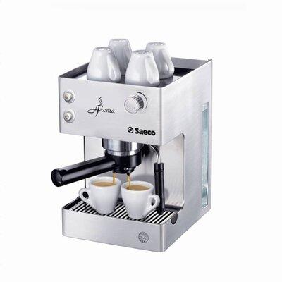 Aroma Redesign Pump Driven Espresso Machine