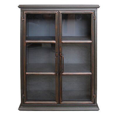 Caitlynne Wall Accent Cabinet