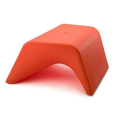 Otto Stool Color: Orange
