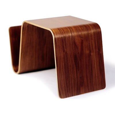 MAG Side Table Color: Walnut