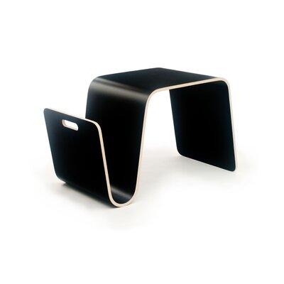 MAG Side Table Color: Laminate Black