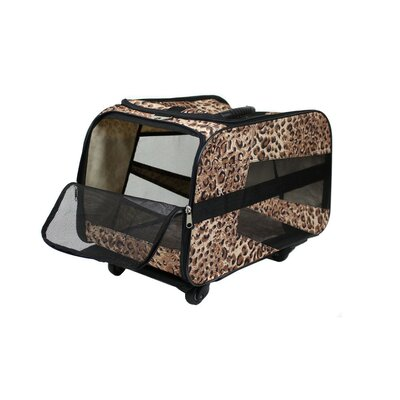 """Pet Carrier Size: Small (12"""" H x 10.5"""" W x 18"""" L)"""