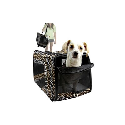 """Pet Carrier Size: Small (7.5"""" H x 10.5"""" W x 18"""" L)"""