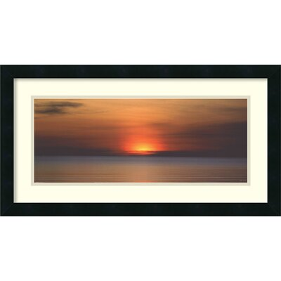 Amanti Art 'Smooth' by Ruth Burke Framed Photographic Print