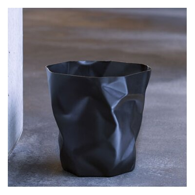 Essey Bin Bin Waste Paper Basket in Black