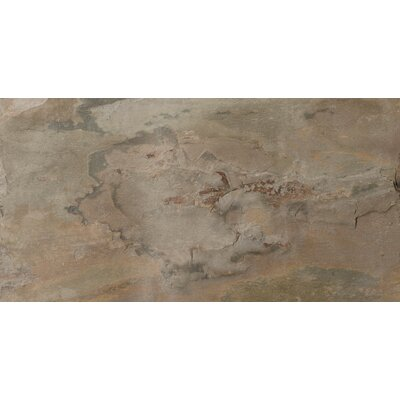 "Natural Stone 12"" x 24"" Slate Field Tile in Autumn Lilac"