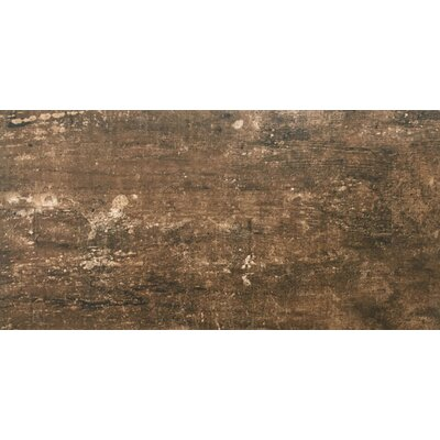 "Ranch 24"" x 35"" Porcelain Wood Look Tile in Pasture"