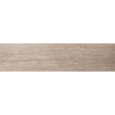 """Country 6"""" x24"""" Porcelain Wood-Look Tile in Francis"""