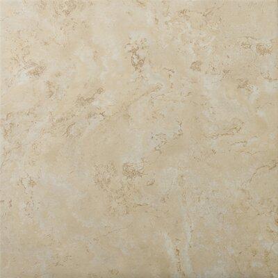 """Emser Tile Cordova 13"""" x 13"""" Ceramic Field Tile in Crema"""