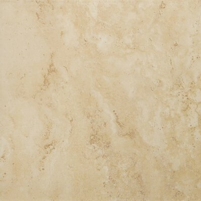 "Lucerne 13"" x 13"" Porcelain Field Tile in Grassen"