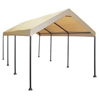 Mega Domain 10 Ft. W x 20 Ft. D Steel Party Tent