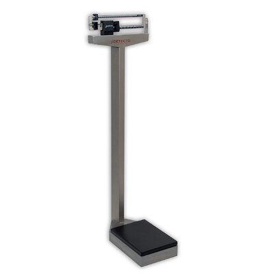 Eye Level Stainless Steel Physician Scale Style: Without Height Rod