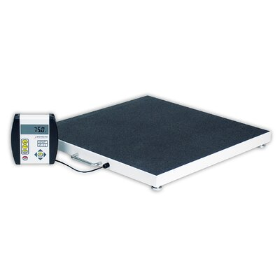 Portable Bariatric Stand on Scale