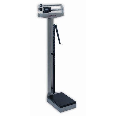 Eye Level Stainless Steel Physician Scale Style: With Height Rod