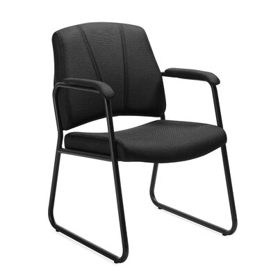 Mid-Back Guest Chair with Arms