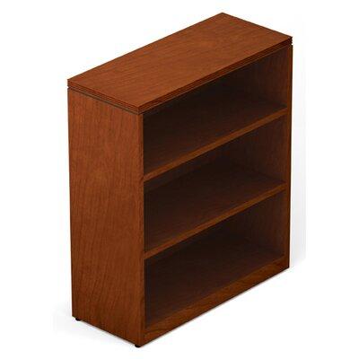 Ventnor Standard Bookcase Finish: Toffee