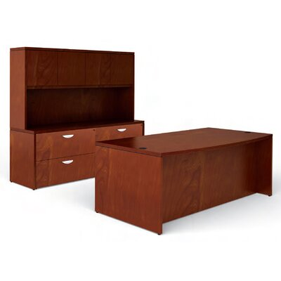 Ventnor 3-Piece Desk Office Suite