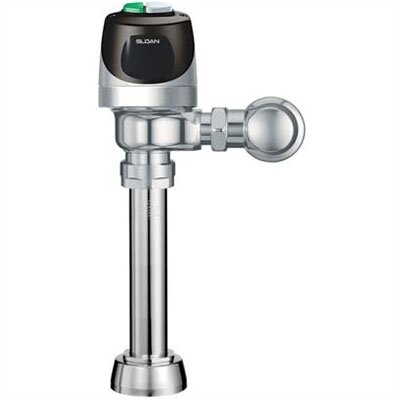Sloan ECOS Exposed Electronic Dual Flush Flushometer