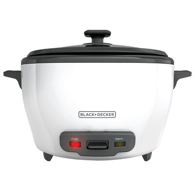Rice Cooker Size: 16 Cup