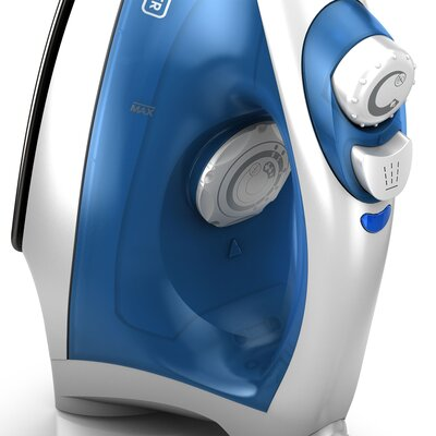 Variable Control Nonstick Compact Steam Iron