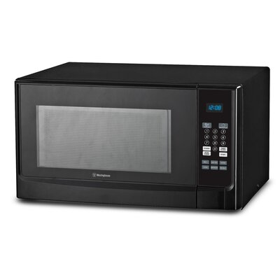 "22"" 1.4 cu.ft. Countertop Microwave Finish: Black"