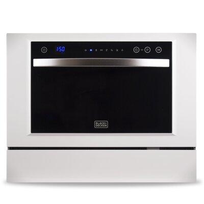 "21.5"" Countertop Dishwasher"