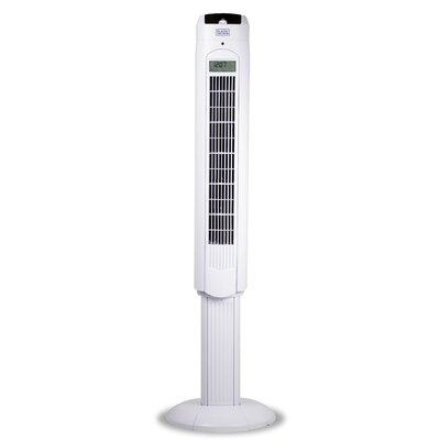 "Decker 48"" Oscillating Tower Fan"