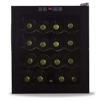 16 Bottle Single Zone Freestanding Wine Cellar