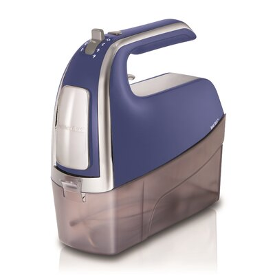 Hand Mixer Color: Blue