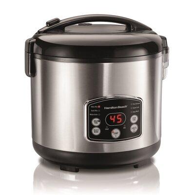 14-Cup Digital Simplicity Rice Cooker