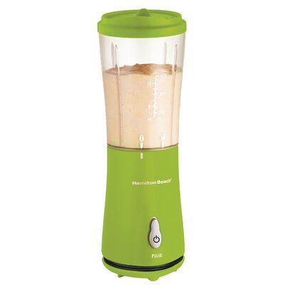 Personal Blender with Travel Lid Color: Lime Green