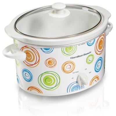 3-Quart Slow Cooker