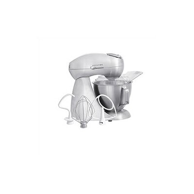 Eclectrics Sterling All-Metal Stand Mixer