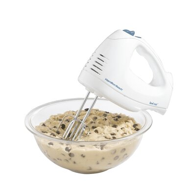 6 Speed Hand Mixer