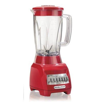 10 Speed Blender Color: Red