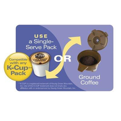 1-Cup FlexBrew Single-Serve Plus Coffee Maker