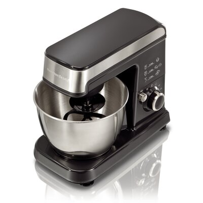 3.5 Qt. Stand Mixer Color: Charcoal Gray/Stainless